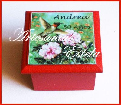 Souvenirs para Adultos Souvenirs para cumpleaños de 50 personalizados   Souvenirs De Para Cumpleaños De Adultos   Cajitas Personalizadas