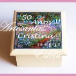 Souvenirs para cumpleaños de adultos Souvenirs para cumpleaños de 50 personalizados 150x150   Souvenirs De Para Cumpleaños De Adultos   Cajitas Personalizadas