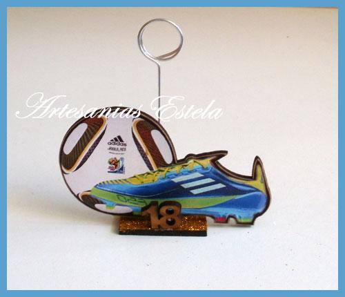 Souvenir 18 Años Botin De Futbol   Souvenirs Para Cumpleaños De 18 Años
