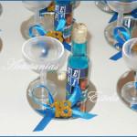 Souvenirs Botellitas De Vino Frizze Personalizadas 150x150   Souvenirs Para Cumpleaños De 18 Años