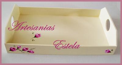 72e5332a2ef2 Bandejas Para Desayunos | Artesanias Estela | Souvenirs | Bodas, 15 ...