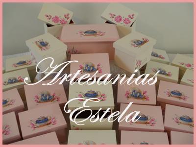 Souvenirs Caja de Te 1   Souvenirs Cajas De Té Decoradas