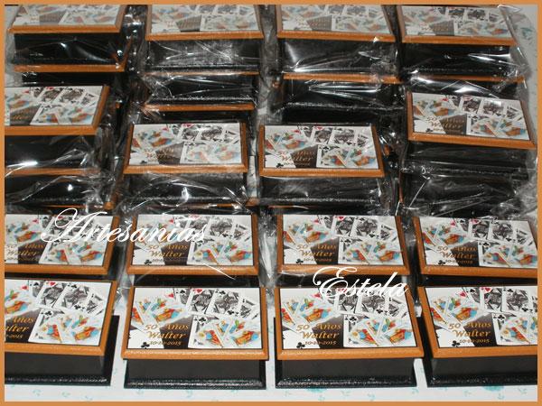 Souvenirs Cajitas Para Naipes Personalizadas. 1   Souvenirs Para Cumpleaños De Adultos Cajas Para Naipes   Cajas Para Cartas