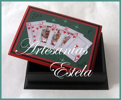 Souvenirs cumpleaños para adultos cajas para cartas   Souvenirs Para Cumpleaños De Adultos Cajas Para Naipes   Cajas Para Cartas