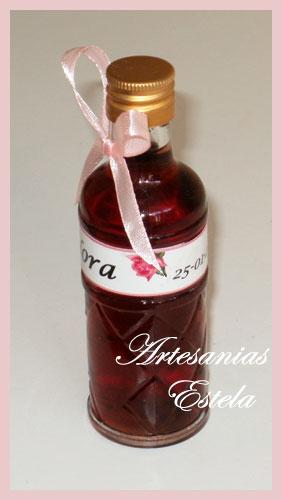 Botellitas De Bebidas Personalizadas