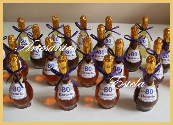 Souvenirs Botellitas De Licor   Souvenirs Botellitas De Licor Personalizadas  Souvenirs Cumpleaños   Souvenirs Aniversarios