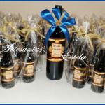 Souvenirs Botellitas De Vino Personalizadas 150x150   Souvenirs Para Cumpleaños de Adultos   80 Años