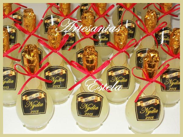 Souvenirs Botellitas Licor   Souvenirs Botellitas De Licor Personalizadas  Souvenirs Cumpleaños   Souvenirs Aniversarios
