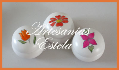 Souvenirs Cajitas De Ceràmica