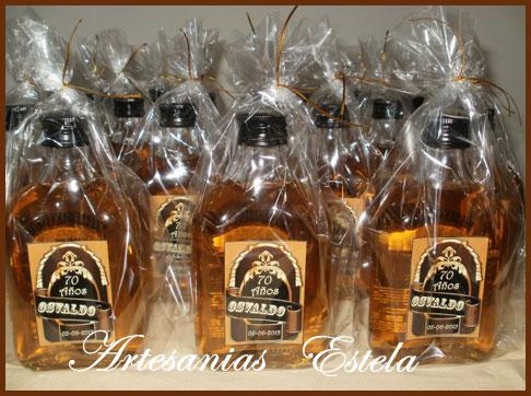 Souvenirs Cumpleaños Botellitas De Whisky Personalizadas   Souvenirs Para Cumpleaños Adultos