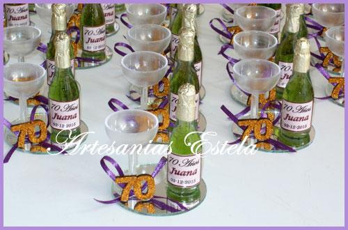 Souvenirs Cumpleaños Botellitas Personalizadas   Souvenirs Para Cumpleaños Adultos