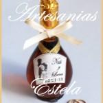 Souvenirs De Casamientos Bodas Aniversarios Con Botellitas De Licor Personalizadas 150x150   Souvenirs Para Casamientos   Bodas