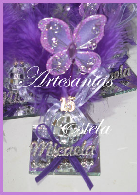 Souvenirs de 15 Años con Mariposas 56jpg   Souvenirs De 15 Años