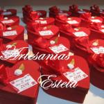 Souvenirs De 15 Años Cajitas Corazon De Carton. 6 150x150   Souvenirs De 15 Años