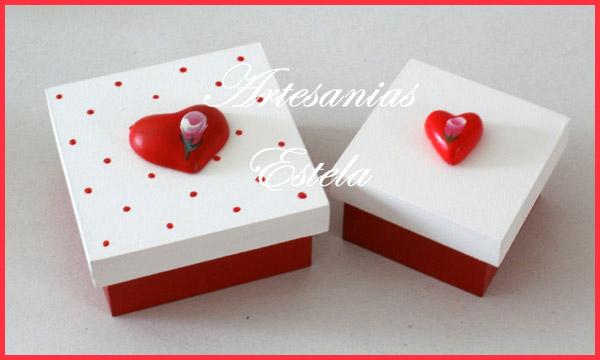 Cajas Con Corazones Para El Dia De Los Enamorados.1   Regalos Para El Dia De Los Enamorados   San Valentin
