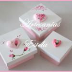 Cajas Decoradas Para El Dia De Los Enamorados 150x150   Regalos Para El Dia De Los Enamorados   San Valentin