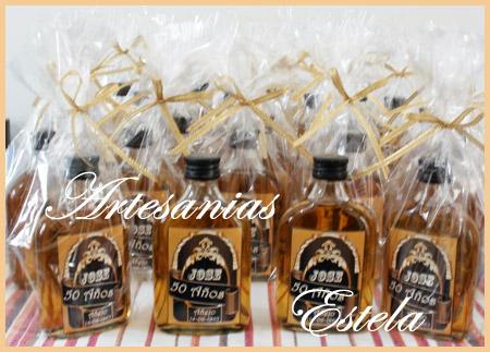 Souvenirs Petaquitas De Whisky Personalizadas