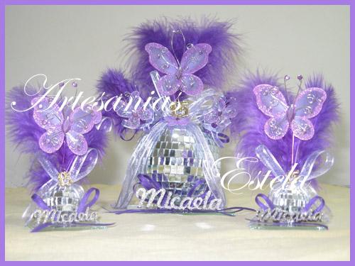 Souvenirs De 15 Años Con Mariposas