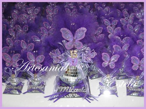 Souvenirs de 15 Años con Mariposas 1   Souvenirs De 15 Años Con Mariposas