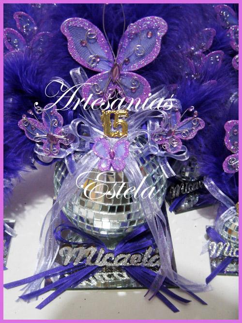 Souvenirs de 15 Años con Mariposas 34jpg   Souvenirs De 15 Años Con Mariposas