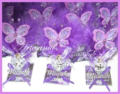 Souvenirs de 15 Años con Mariposas 5   Souvenirs De 15 Años Con Mariposas