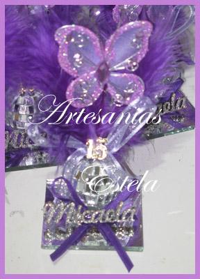 Souvenirs de 15 Años con Mariposas 56jpg   Souvenirs De 15 Años Con Mariposas