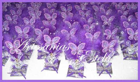 Souvenirs de 15 Años con Mariposas   Souvenirs De 15 Años Con Mariposas