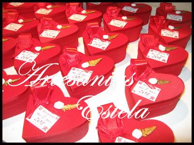 Souvenirs De 15 Años Cajitas Corazon De Carton. 12   Souvenirs De 15 Años   Cajas Corazon De Carton