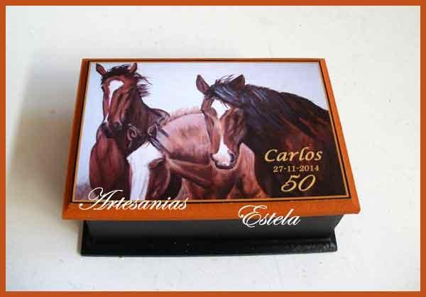 Souvenirs Cumpleaños - Cajas Para Cartas Personalizadas