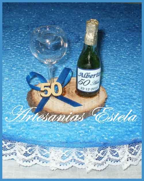 Souvenirs para 50 a os artesanias estela souvenirs - Cumpleanos 50 anos hombre ...