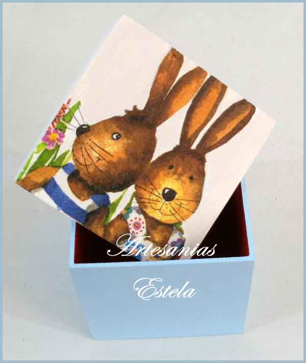 Cajas Para Huevos De Pascuas