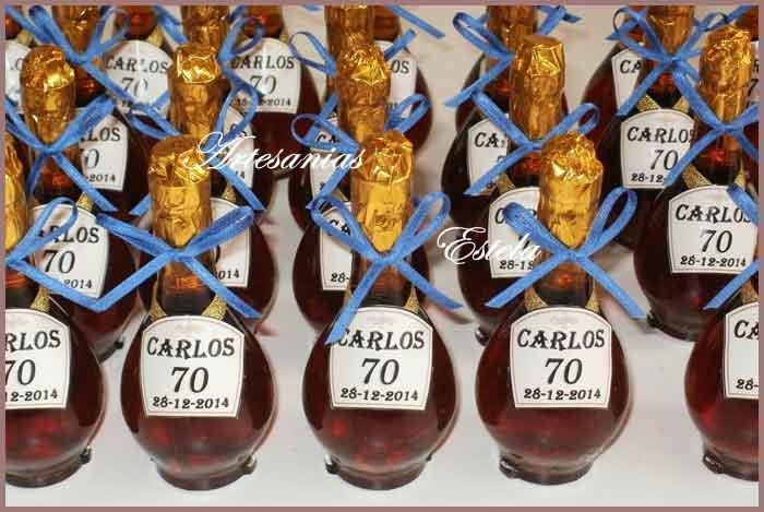 souvenirs para cumpleaos aos souvenirs aos botellitas de licor