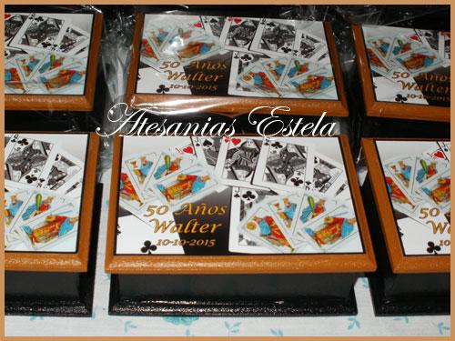 Souvenirs Cajas Para Naipes.4   Souvenirs Cajas Para Cartas   Naipes
