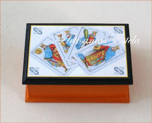 Souvenirs Cajas Para Naipes.9   Souvenirs Cajas Para Cartas   Naipes