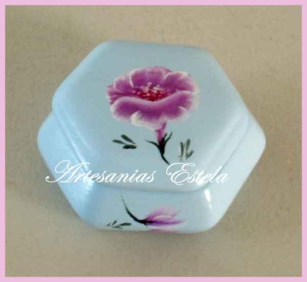 Souvenirs Cajitas De Ceramica