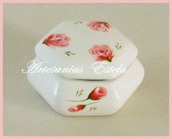 Souvenirs Cajitas De Ceramica. 8   Souvenirs De 15 Años