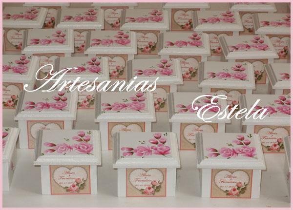 Souvenirs Cajitas De Madera Para Casamientos   Souvenirs Para Bodas