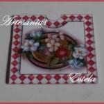 Souvenirs Sobrecitos Para Te Personalizados 3 150x150   Souvenirs Porta Saquitos De Te