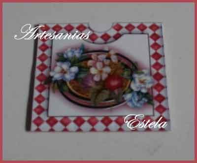 Souvenirs Sobrecitos Para Te Personalizados 3   Souvenir Porta Saquitos De Te