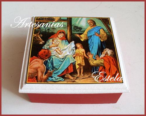 Cajas Para Bombones Navidad 1   Cajas Para Bombones Navidad