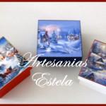 Cajas Para Bombones Navidad 10 150x150   Cajas Para Bombones Navidad