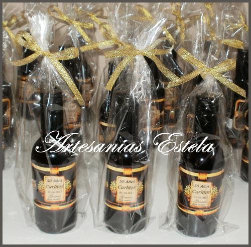 Botellitas De Vino Personalizadas.1   Botellitas De Vino Personalizadas
