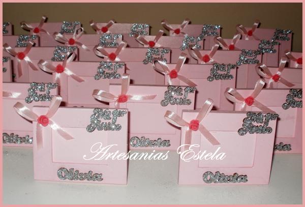 Souvenir Cumpleaños Infantiles - Modelos 2017