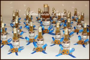 Souvenir Para Cumpleaños De Adultos Con Botellitas Personalizadas 7 300x202   Souvenir Para Cumpleaños De Adultos Con Botellitas Personalizadas   Modelos 2017