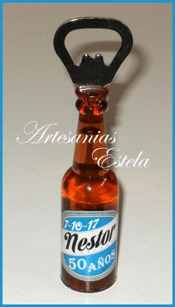 Destapadores De Botellas Personalizados